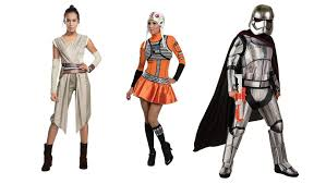 Halloween Costumes Darth Vader 10 Star Wars Halloween Costumes Women