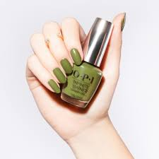 olive for green infinite shine opi