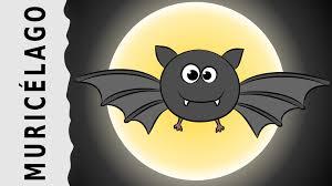 imagenes de halloween tiernas para colorear cómo dibujar un murciélago de halloween paso a paso youtube