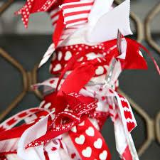 no sew christmas ribbon wreath kidspot