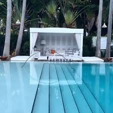 Cabana By Pool At In Miami Florida Pinterest