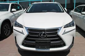lexus service kuwait used lexus nx 2016 car for sale in dubai 717882 yallamotor com
