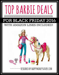 amazon black friday toys top barbie deals for black friday 2016