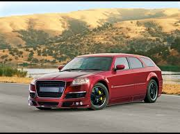 used dodge magnum srt8 for sale