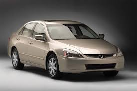 2005 Honda Accord Interior 2003 07 Honda Accord Consumer Guide Auto