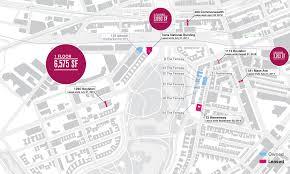 Fenway Map The Boston Conservatory Master Plan U2013 Utile Architecture U0026 Planning