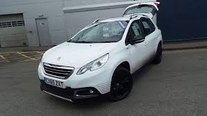 peugeot suv for sale peugeot 2008 1 6bluehdi 100bhp urban cross for sale at swansway