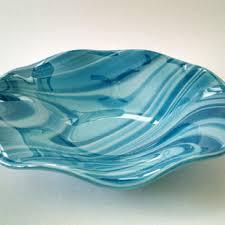 shop decorative glass plates and bowls on wanelo