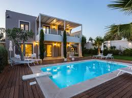 villa vasia modern paradise brand new modern villa private