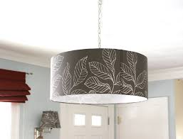 Drum Pendant Lighting Large Drum Lighting Fixtures Advice For Your Home Decoration