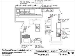 kitchen gorgeous restaurant kitchen layout dimensions restaurant