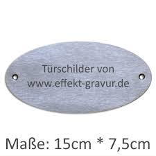 Yatego Esszimmerst Le Edelstahl Schild Für Innen Und Außen Groß Oval Es004 Mit Gravur