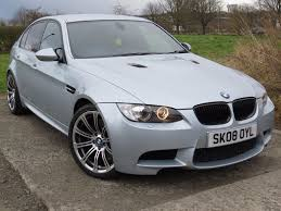 silverstone blue 2008 bmw e90 m3 manual full service history