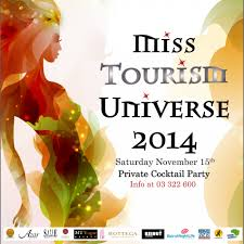 miss tourism universe private cocktail party lebtivity
