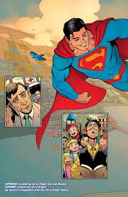dc comics rebirth u0026 superman reborn aftermath spoilers superman