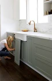 Ikea Doors On Existing Cabinets Painted Kitchen Step Inside This Traditional Soft Green Kitchen