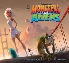 art monsters aliens linda sunshine 9781557048240