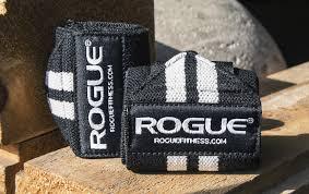 rogue wrist wraps white series rogue fitness
