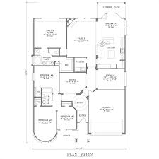 house plans with 5 bedrooms four bedroom house plan four bedroom house plans one story photos