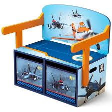 bureau coffre 3 en 1 planes bureau enfant en bois banc et pupitre achat vente