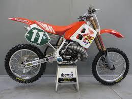honda cr 500 honda cr125 cat finning carl nunn old moto motocross