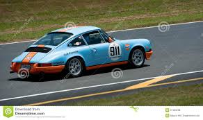 gulf porsche 911 porsche 911 gulf 964rs editorial stock photo image 37409288