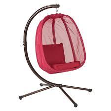 Hammock Swing With Stand Vivere The Original Dream 360 Degree Hammock Chair Hayneedle