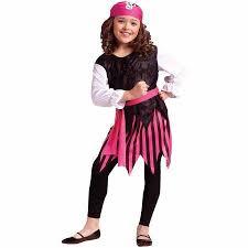 Halloween Costumes Girls Kids Caribbean Pirate Child Halloween Costume U0027s Size Large