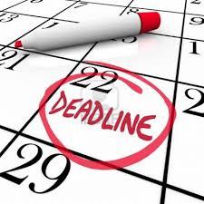 Meeting Deadlines Resume Fall 2014 Deadlines For Us Universities Part 2 Higher Education