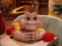 Baby Sinclair Meme - baby sinclair know your meme