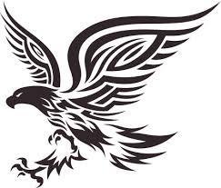 amazing tribal flying eagle tattoo design tattooimages biz