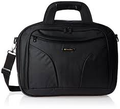 amazon black friday travel travel blue sleek top loading 14 inch laptop bag black one size
