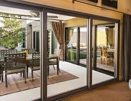 Sliding Doors Patio Glass Endearing Sliding Glass Doors With Patio Glass Protection Slider