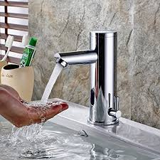 Automatic Bathroom Faucet by Ad043 Terra Touchless Automatic Bathroom Faucet W Heavy Duty