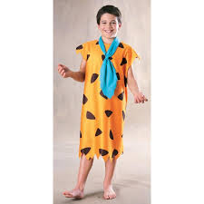 flintstones costumes basic fred flintstone kids costume officially licensed