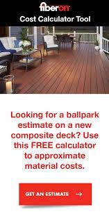 best 25 deck cost calculator ideas on deck calculator