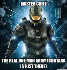 Master Chief Meme - chief