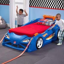 Little Tikes Race Car Bed Bedding Cute Racecar Bed