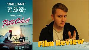 patti cake film review youtube