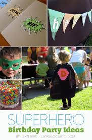 Birthday Decoration Ideas For Boy Birthday Party Themes Diy Ideas And Free Party Printables