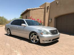 lexus ls430 best year put my ls430 on coilovers and added spacers i think it has a nice