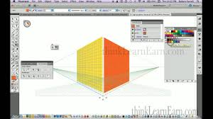 adobe illustrator cs6 build a perspective 3d building with