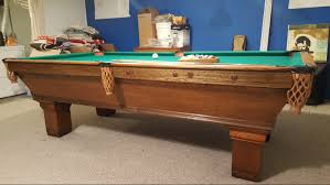 Antique Brunswick Pool Tables by Help Identify This Brunswick Table