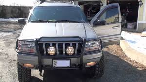 gray jeep grand cherokee 2004 2001 jeep grand cherokee limited off road edition youtube