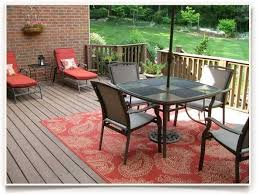 Indoor Outdoor Patio Why We Love Our Indoor Outdoor Rugs How To Decorate