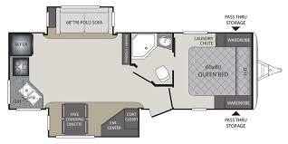 bullet rv floor plans 2018 keystone bullet premier 24rkpr travel trailer pr18185 big