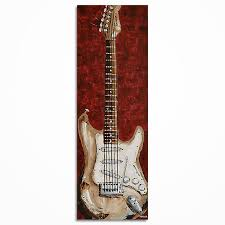 original home decor creative ideas guitar wall decor home decorating music room art