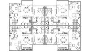 Multi Unit Apartment Floor Plans Emejing Multi Family Apartment Plans Ideas Interior Design Ideas