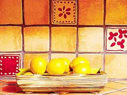 Mexican Tile Kitchen Ideas Extraordinary Talavera Tile Kitchen Backsplash Mexican Designs 1