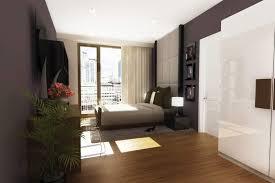 One Bedroom Interior Design Ideas Studio Unit Condo Interior Design